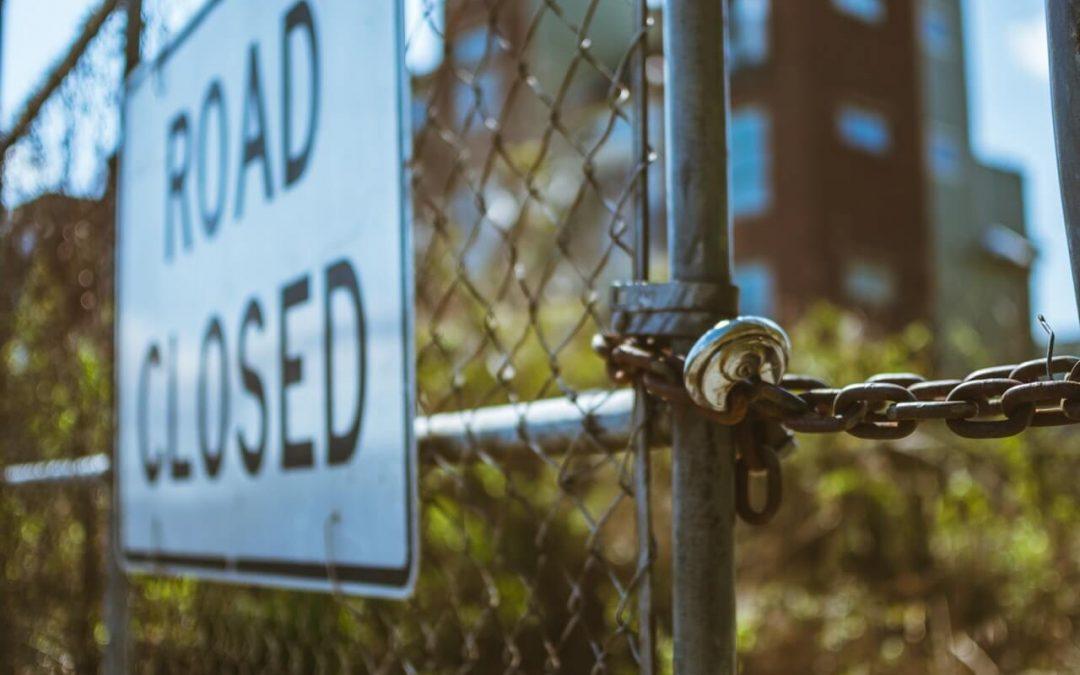 Dovoljenje Telemach delna zapora